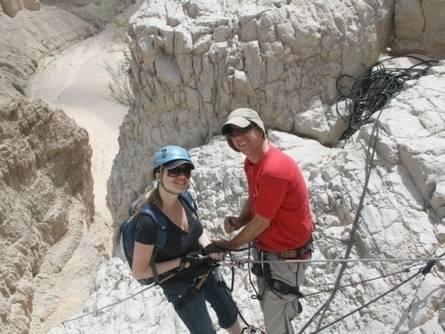 כייף אתגרי במדבר יהודה ערוצים בטבע