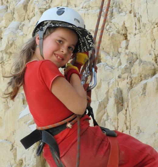 טיולי סנפלינג מגיל 8 עם ערוצים בטבע
