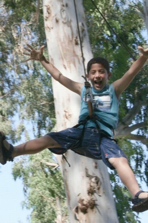 האומגה, יום הולדת אתגרי - ערוצים בטבע