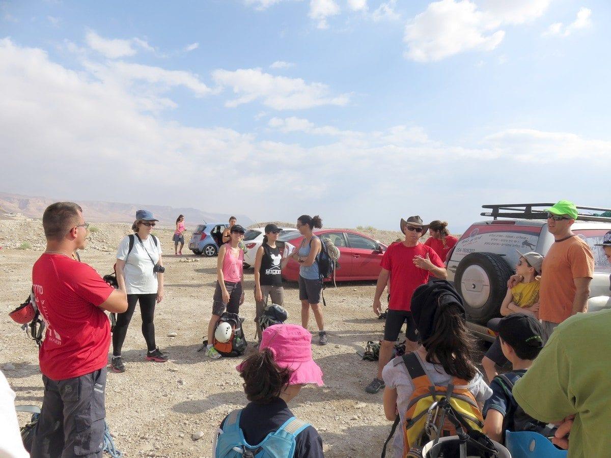 טיולי סנפלינג למשפחות עם ערוצים בטבע
