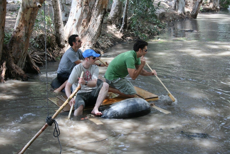 פעילויות גיבוש אתגריות עם ערוצים בטבע