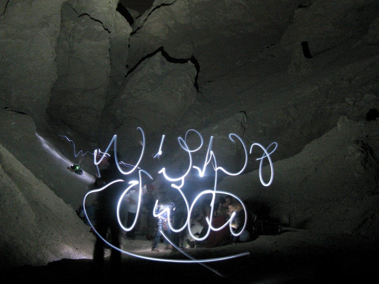 ערוצים בטבע - טיולי מערות - הר סדום