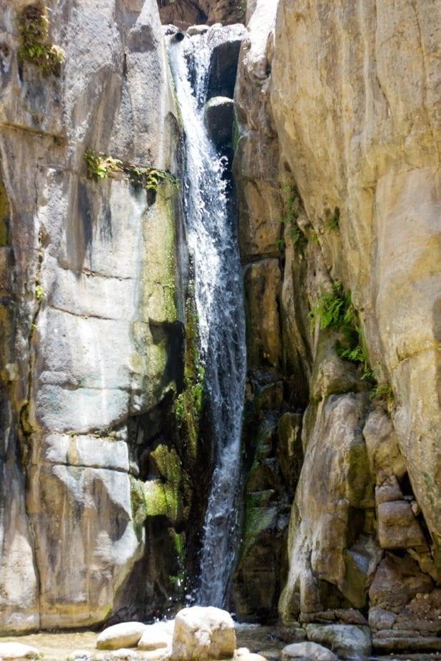 ואדי אבן חמד - טיול לירדן עם ערוצים בטבע