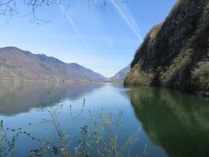 הנופים - טיול ויה פראטות - צפון איטליה - ערוצים בטבע