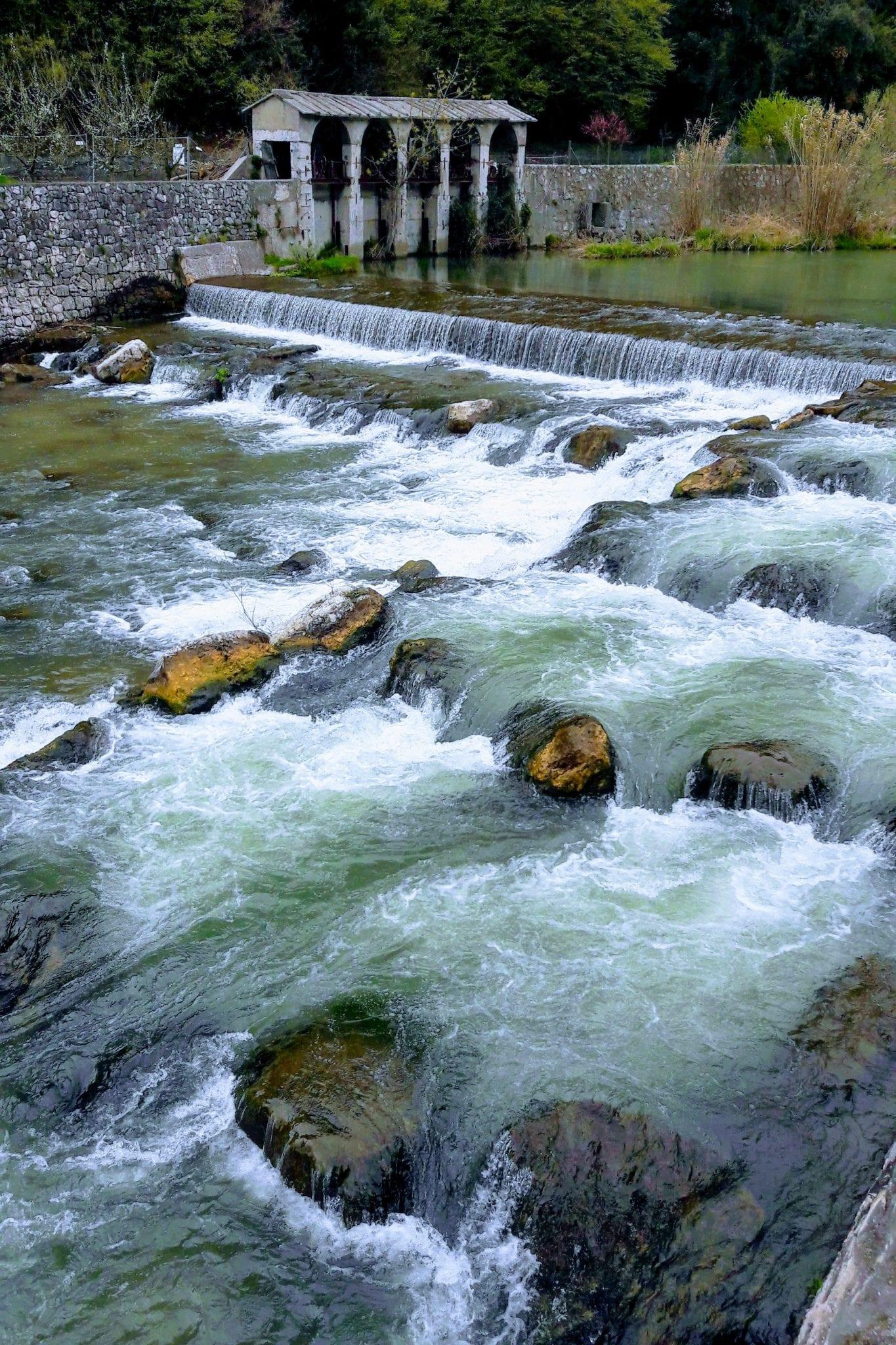 מאורגן לצפון איטליה – ערוצים בטבע