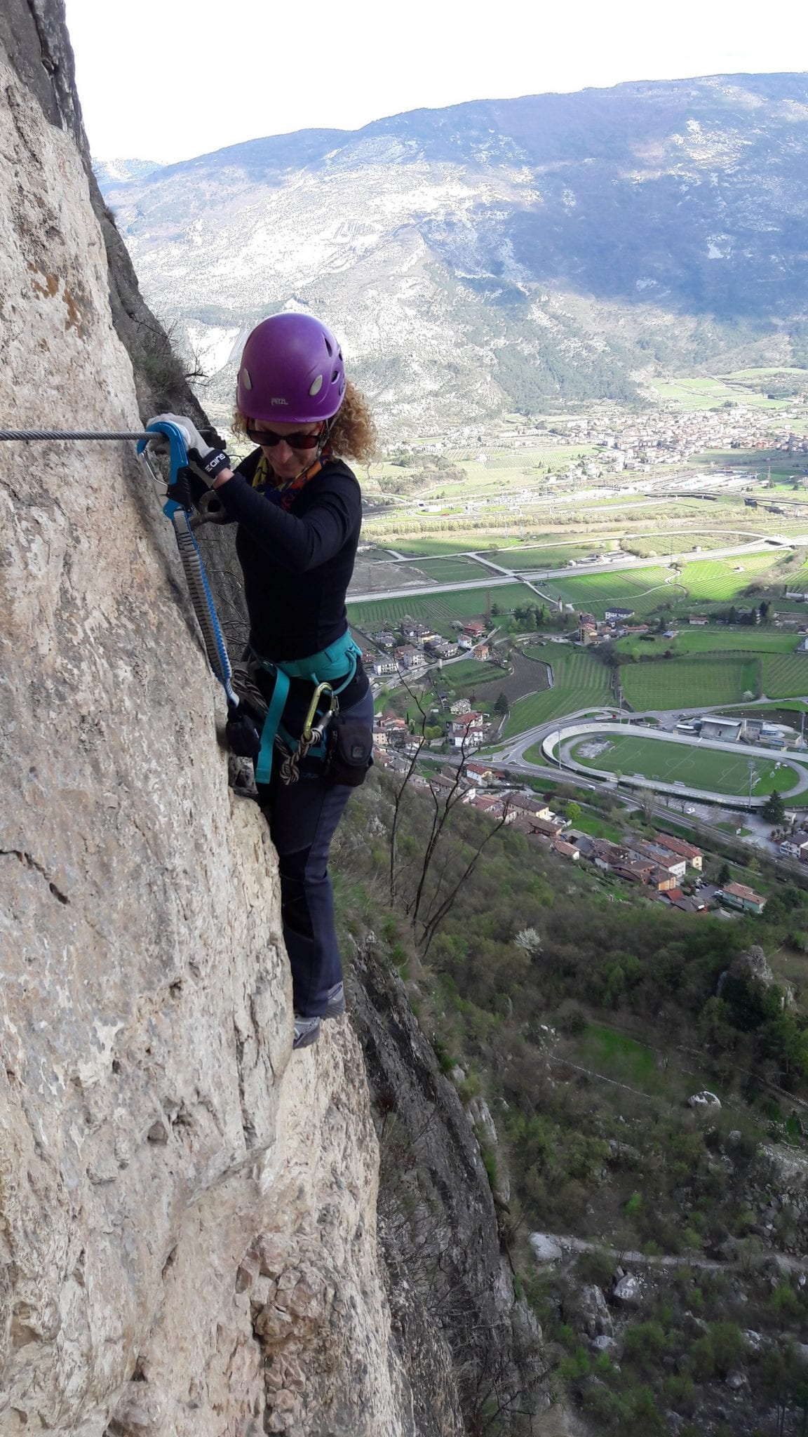 ויה פראטה – איטליה – ערוצים בטבע