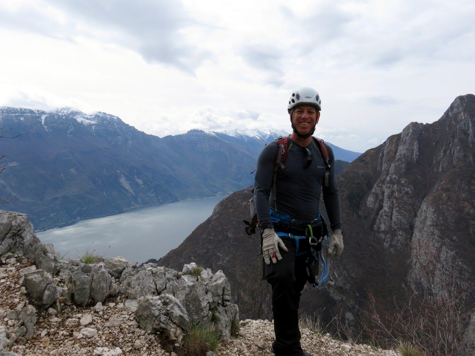 ויה פראטה Colodri - טיול איכות מאורגן צפון איטליה - ערוצים בטבע