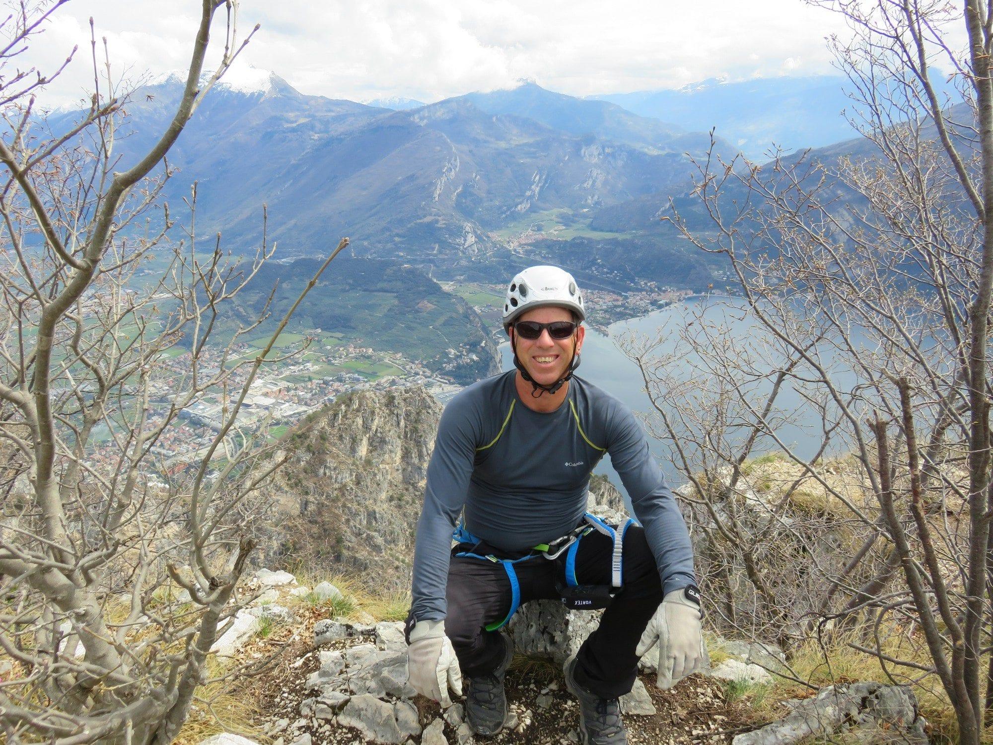 ויה פראטה Colodri – אגם גארדה צפון איטליה - ערוצים בטבע