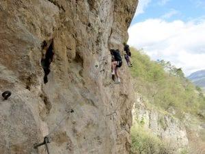 ויה פראטה Cima Capi - טיול אתגר באיטליה - ערוצים בטבע