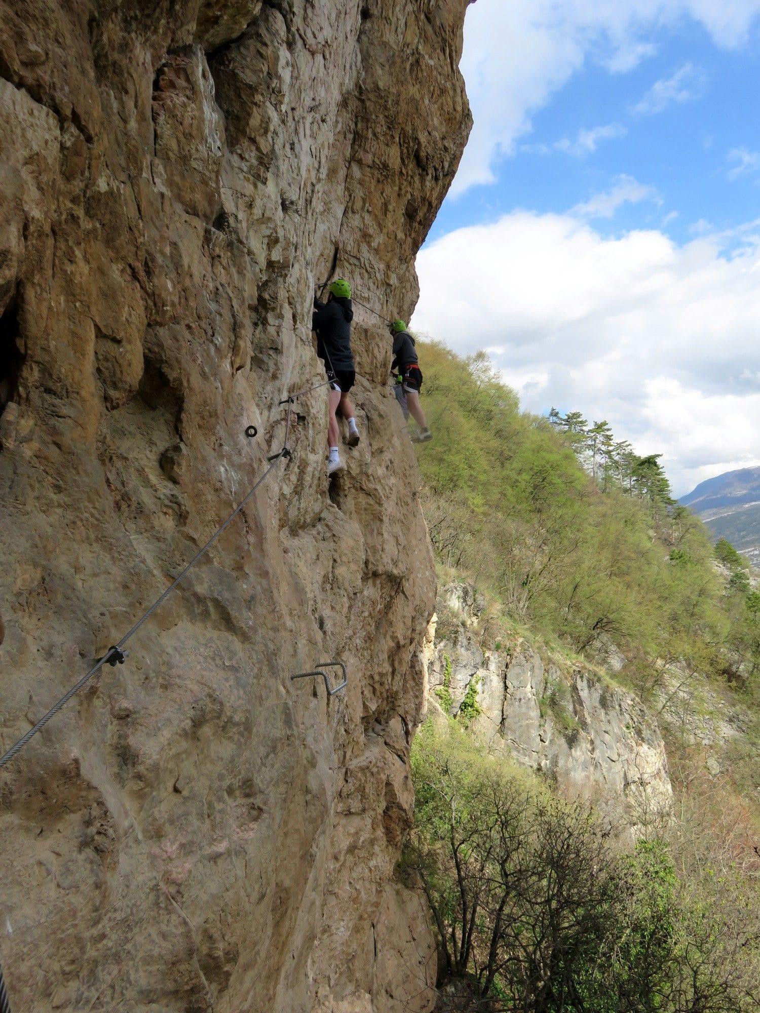 ויה פראטה Monte Albano - טיולי אתגר באיטליה - ערוצים בטבע