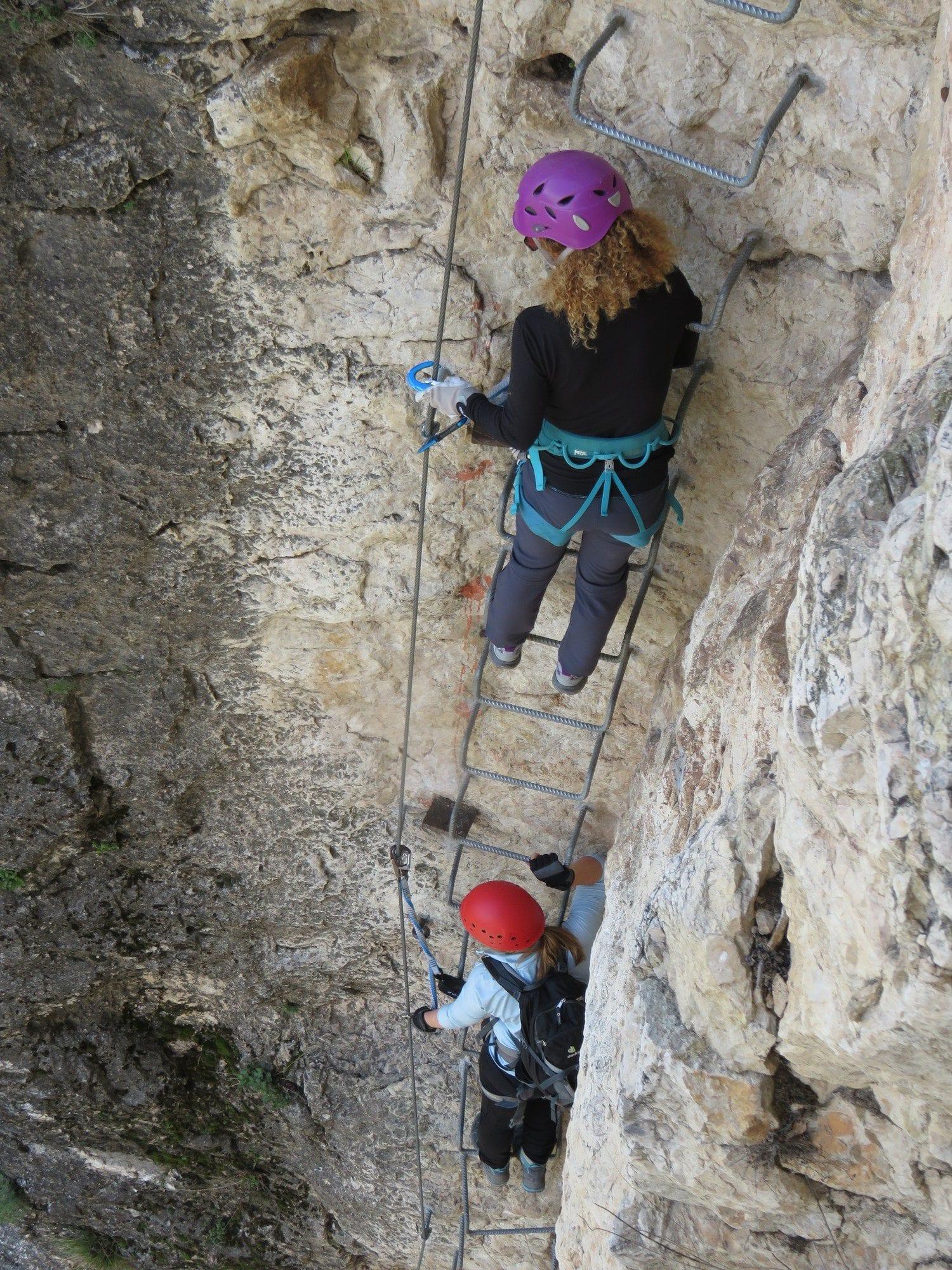 ויה פראטה Albano - אקסטרים באיטליה - ערוצים בטבע