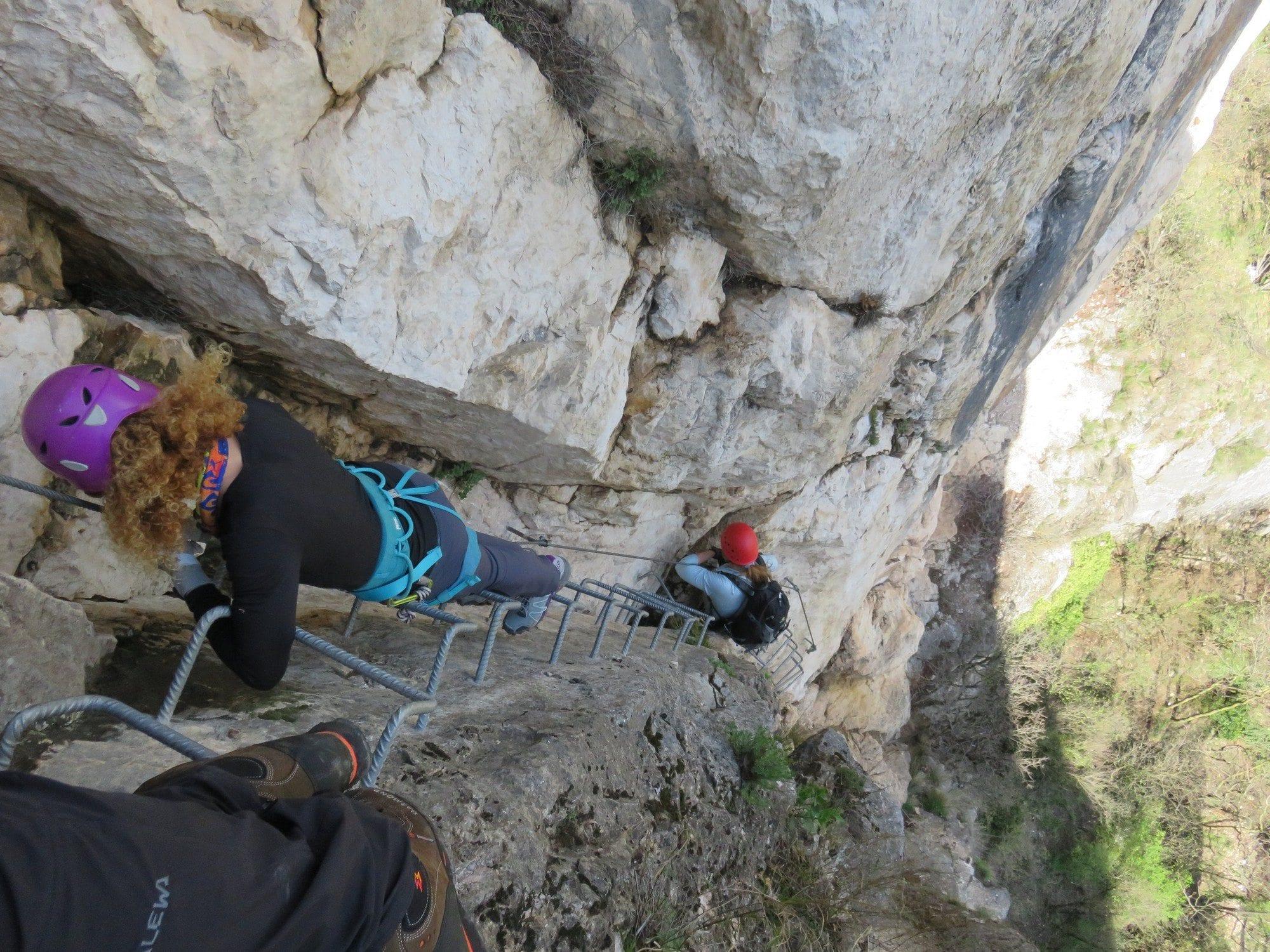 ויה פראטה Albano - צפון איטליה - ערוצים בטבע