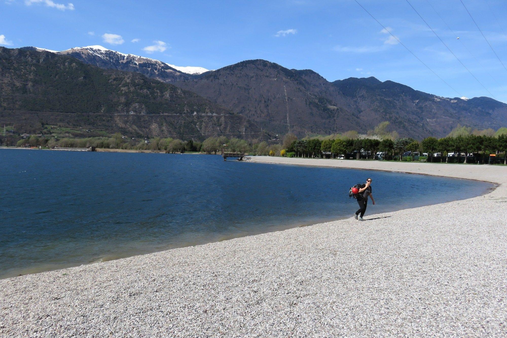 טיול הרפתקה באיטליה - ערוצים בטבע