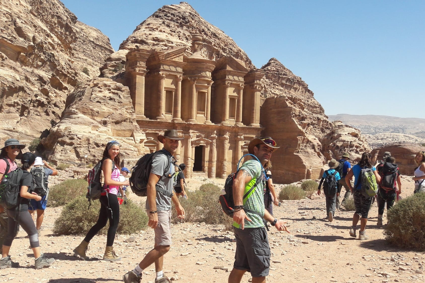 Petra – טיול לירדן פטרה | ערוצים בטבע