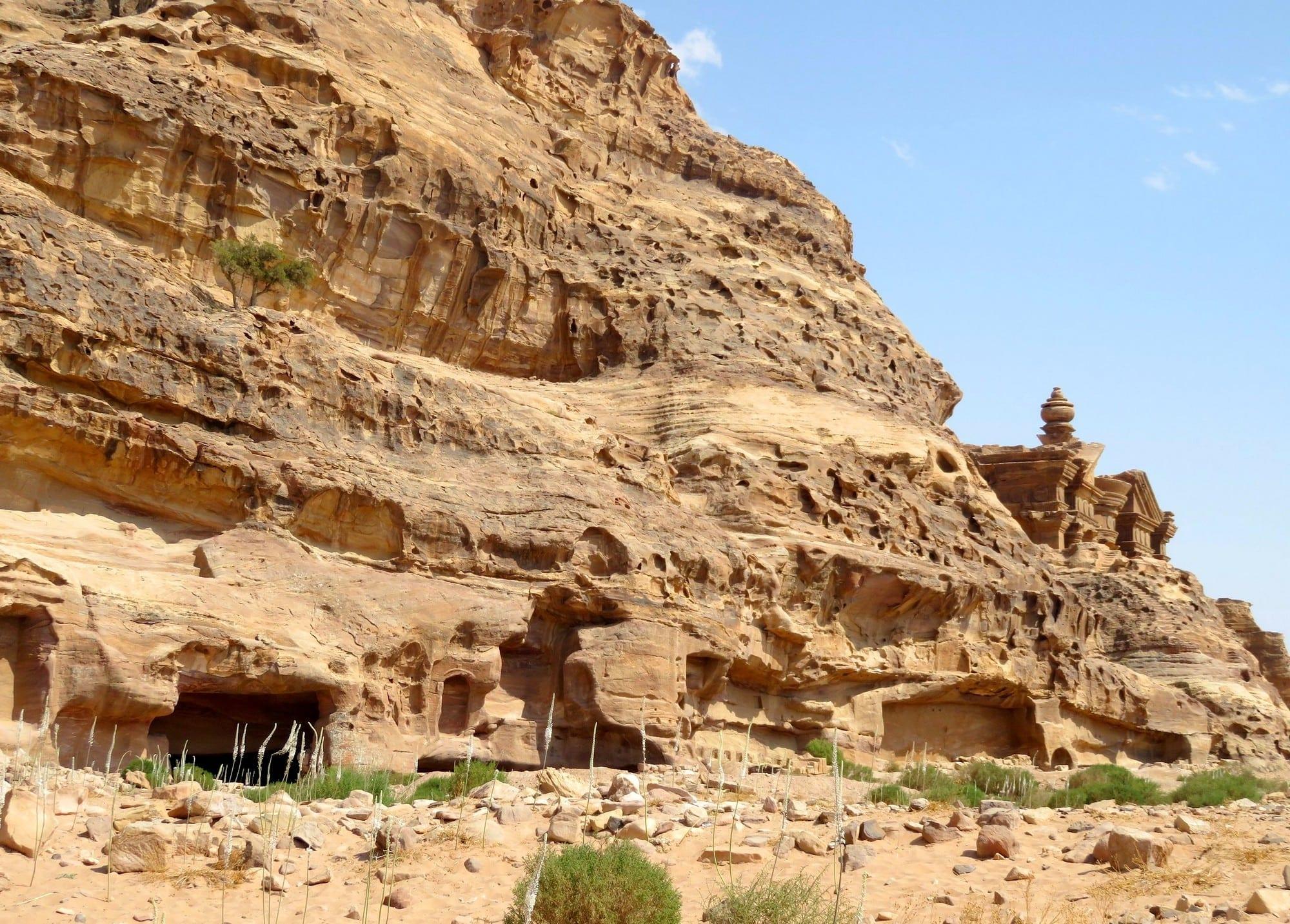פטרה הקטנה - Little Petra - טיול בירדן | ערוצים בטבע