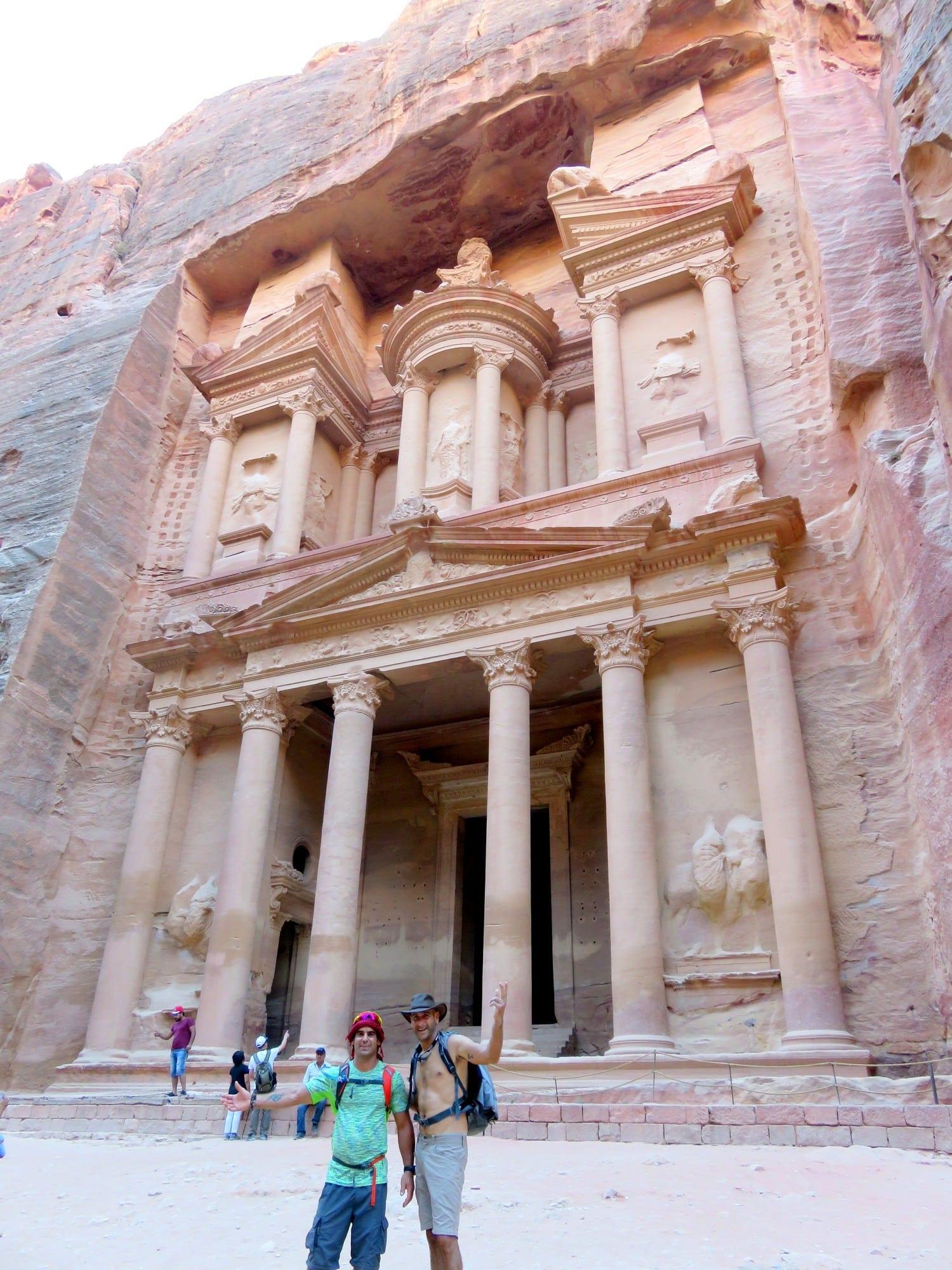 Petra – טיול בירדן פטרה – ערוצים בטבע
