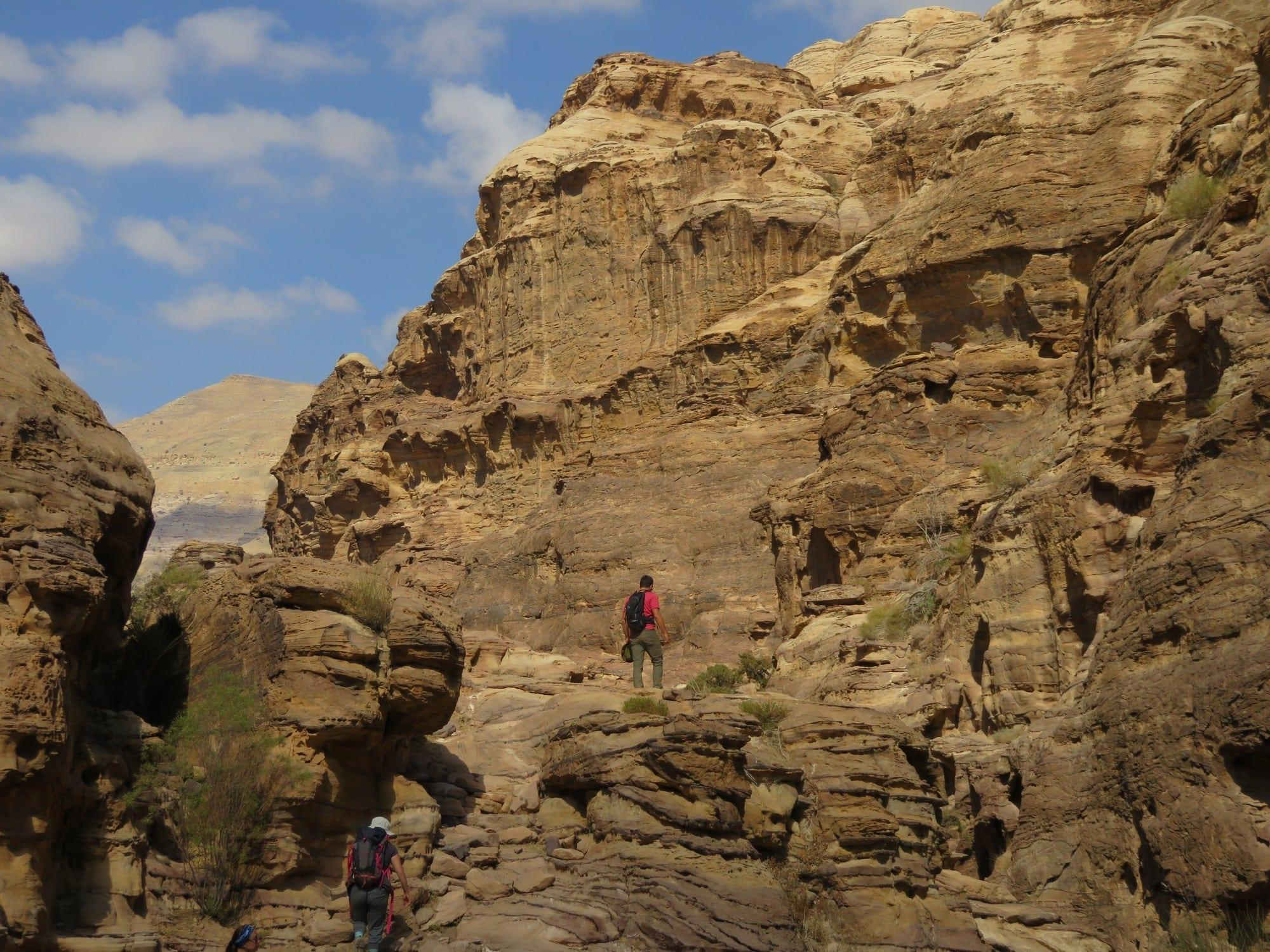 ראג'ף - מטיילים בירדן עם ערוצים בטבע