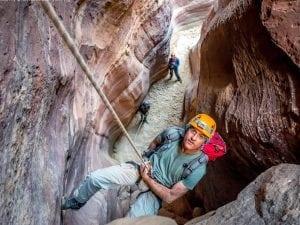 טיול לירדן – סנפלניג בקניוני ראג'ף המדהימים - ערוצים בטבע