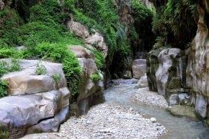 wadi karak - טיול סנפלינג ירדן - ערוצים בטבע