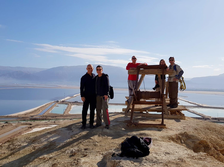 Salt Cave Dead Sea - Banketgarim