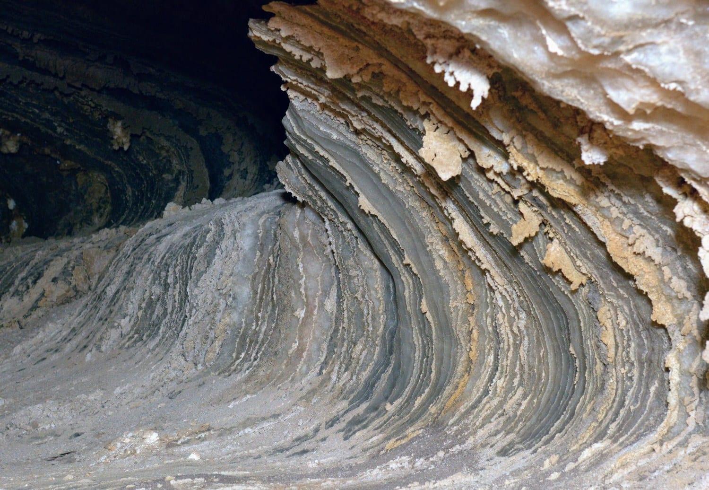Salt Cave wonder Mount Sodom – Banketgarim