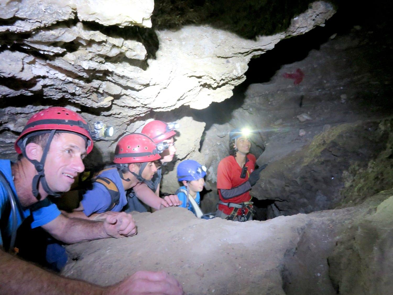 Salt Cave Mount Sodom - Banketgarim