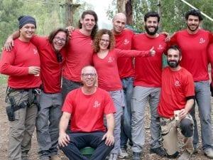 ערוצים בטבע - צוות מדריכים מוסמכים